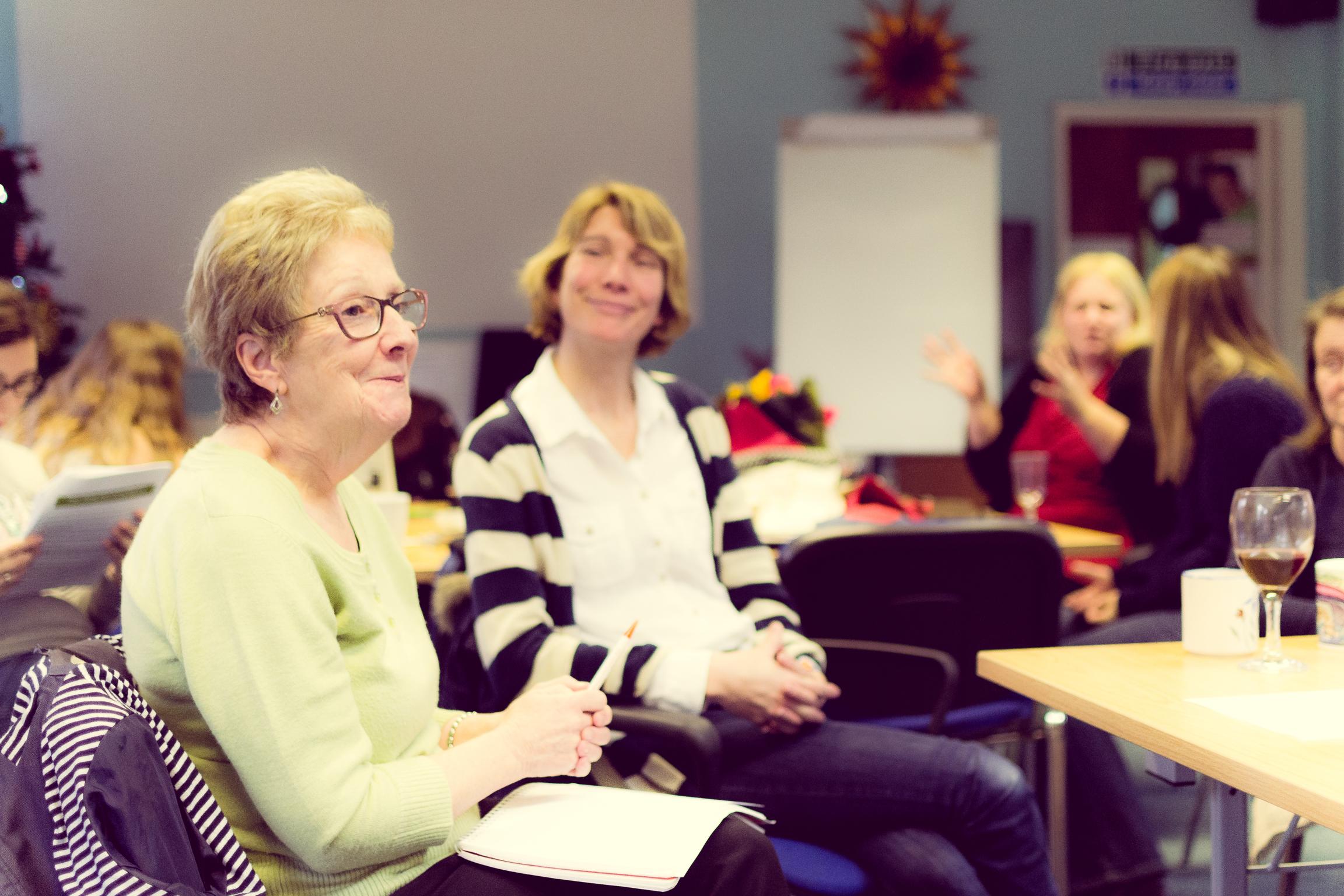 Portsmouth Parent Voice Meeting
